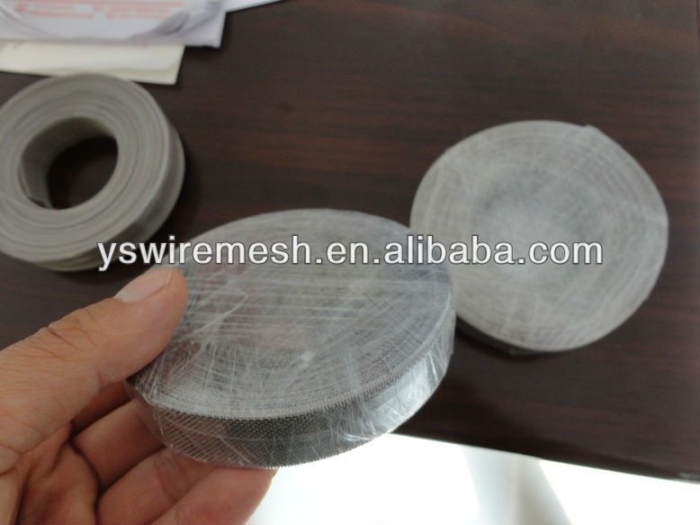 stainless mesh filter band