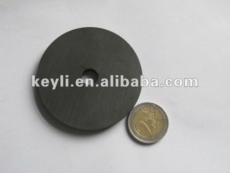 Arc Ring Block Magnet Manufactuer Ferrite Magnet