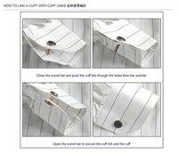 Зажимы для галстука и запонки  4418
