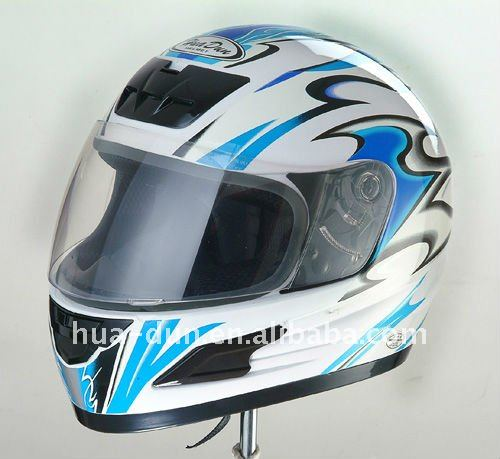motorcycle full face DOT GB low price helmet