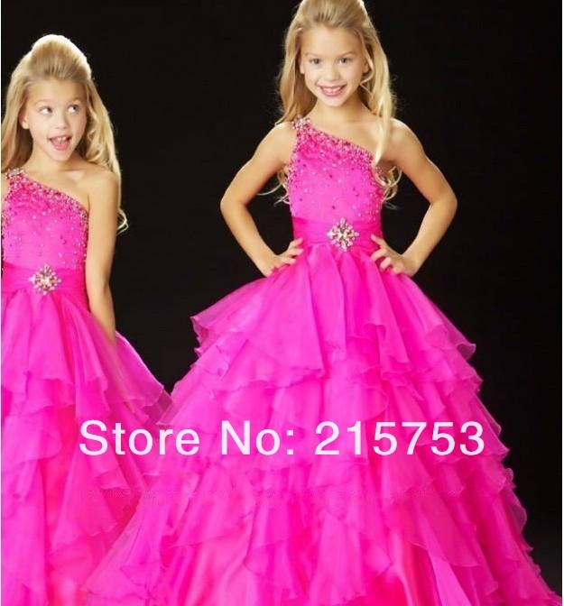 Hacer vestido princesa para niña - Imagui