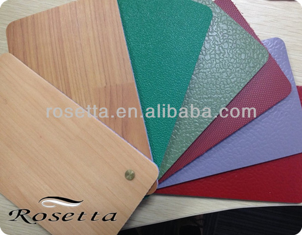 high quality waterproof antislip 4.5mm Basketball flooring