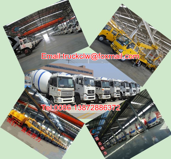 8-24 m Hydraulic Aerial Work Platform Truck Aerial Working truck Overy head Working Truck