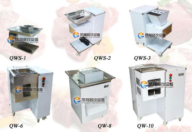 #304 stainless steel food-grade parts cooked meat bacon stewed meat pork/beef slicer FC-304 SKYPE:emmalyt.lv +8613450177260