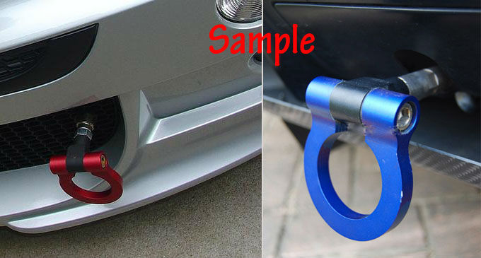 Tow Hook Sample