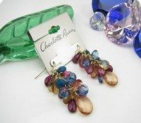 Серьги висячие Fashion Earrings/#SH025