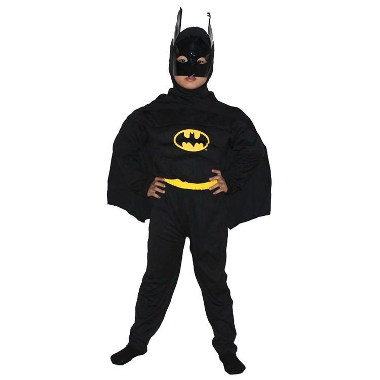 Бэтмен костюм детский своими руками
