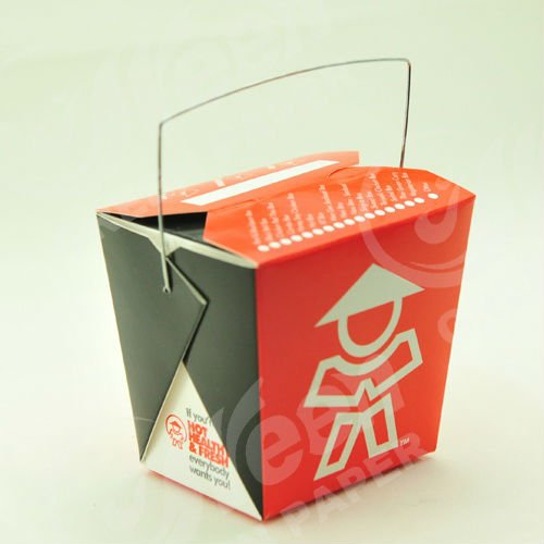 New Design Hot Food Packaging Paper Box Buy Food Paper