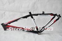 Рама для велосипеда ASPECT 40 Aluminum alloy Mountain bike frame/MTB Bike frame /bicycle frame black with blue color 26*16 inch 1840g