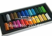 wholesale retail 24PC/SET color Hair dye DIY mixed Salon Fun Fast Easy set