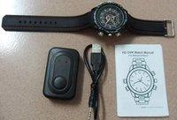 Free Shipping  Hot Sale 4GB Hidden Camera 1280*960VGA  HD Waterproof Watch Camera  (WR-05)
