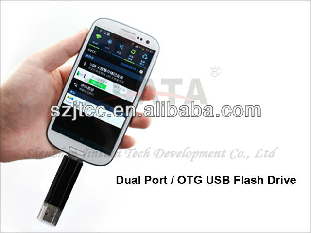 Patented Product: Smart Phone USB Flash Drive, Smartphone USB Pen Drive, New USB 2.0 Smart Phone Drive