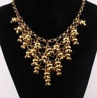 Колье-ошейник Factory price, Newest necklace jewelry, Latest fashion design, Exquisite Multi-level splicing Necklace