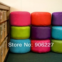 Пуфик colorful waterproof beanbag cushion, point beanbags