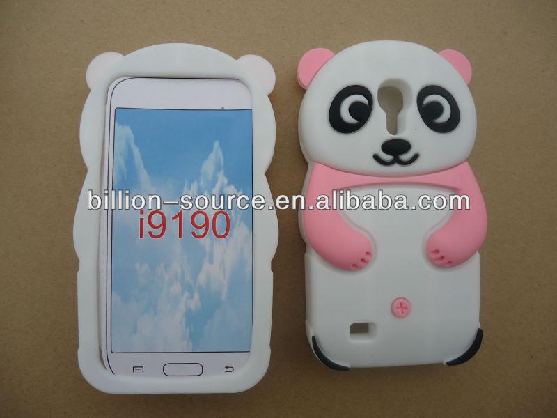 Panda case for samsung s4 mini i9190/i9192/i9195/i9198