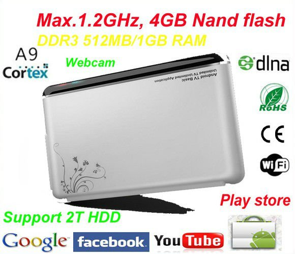 google tv box support video game consoles