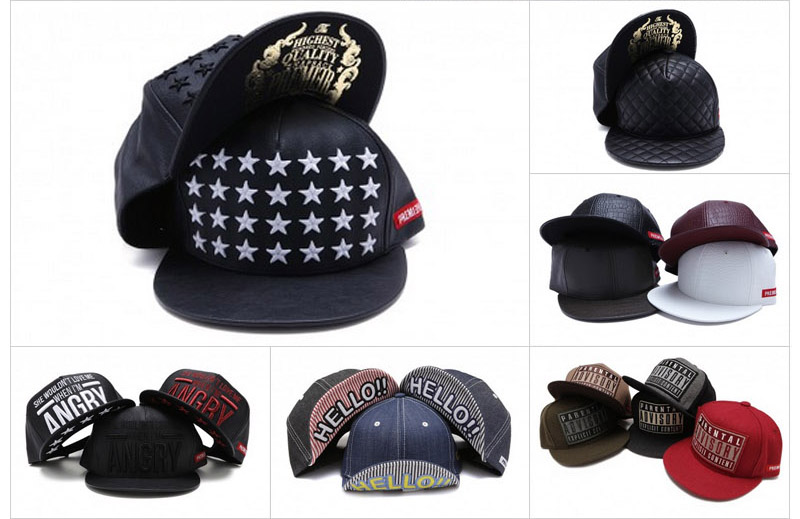 Korea fashion military cap
