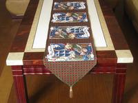 Подстилка из ткани для сервировки стола table runner cheap home office party Decor table