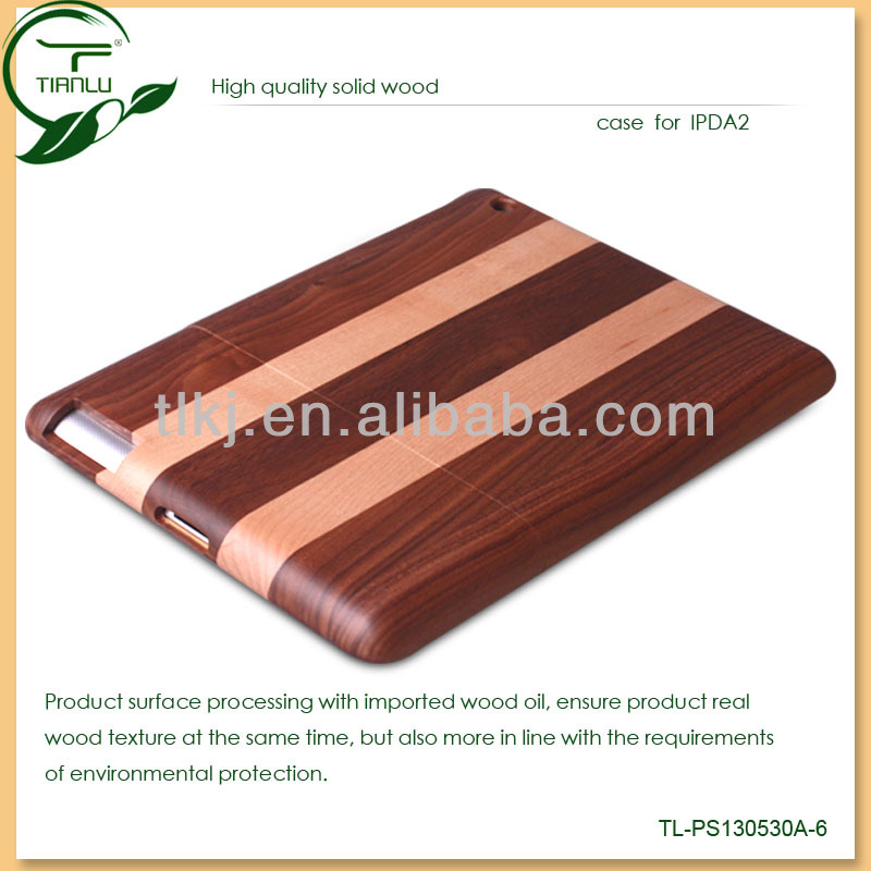 2013 High Quality Wood Case For Ipad 2, For Ipad Mini Luxury Wood Case