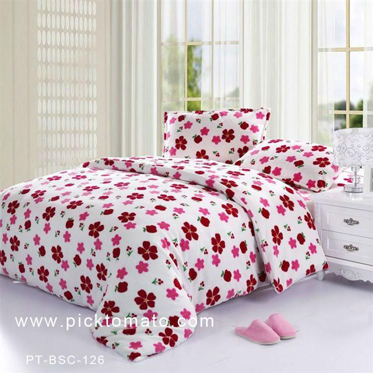 fleece bettw sche m belideen. Black Bedroom Furniture Sets. Home Design Ideas