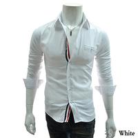 Мужская повседневная рубашка Fancyqube 5 561536 MF-5636
