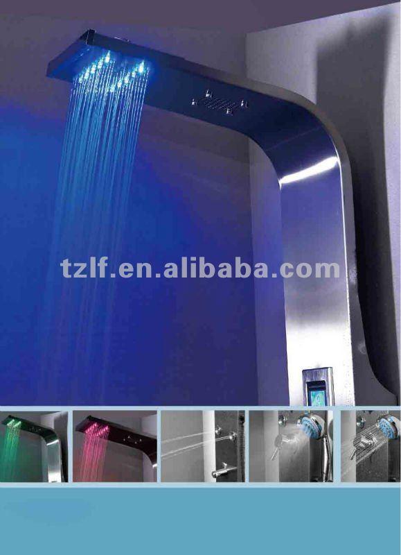 Colonne de douche avec radio fm - Colonne de douche mp3 ...