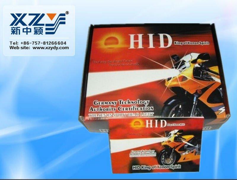 HID XENON KIT for motorcycle moto bike