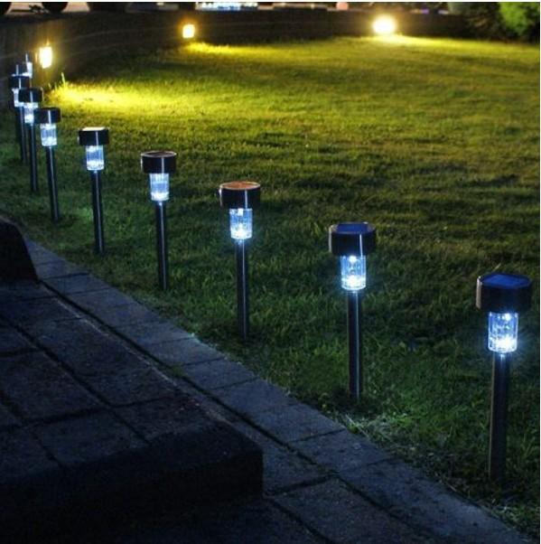 Светильники для улицы на даче