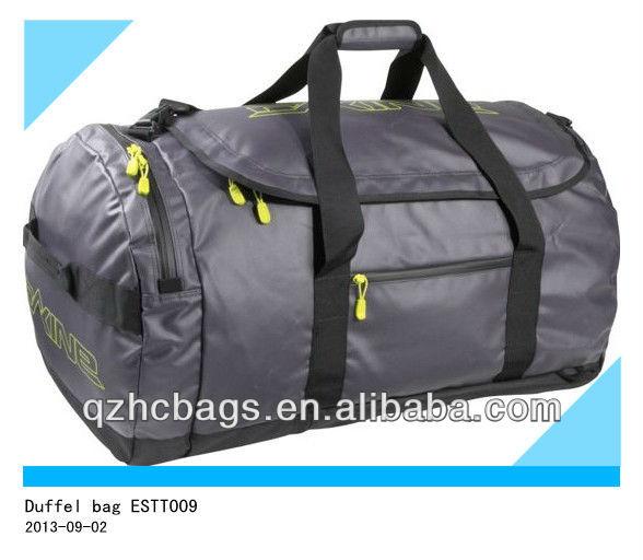 2 in 1 heavy duty tarpaulin waterproof bag