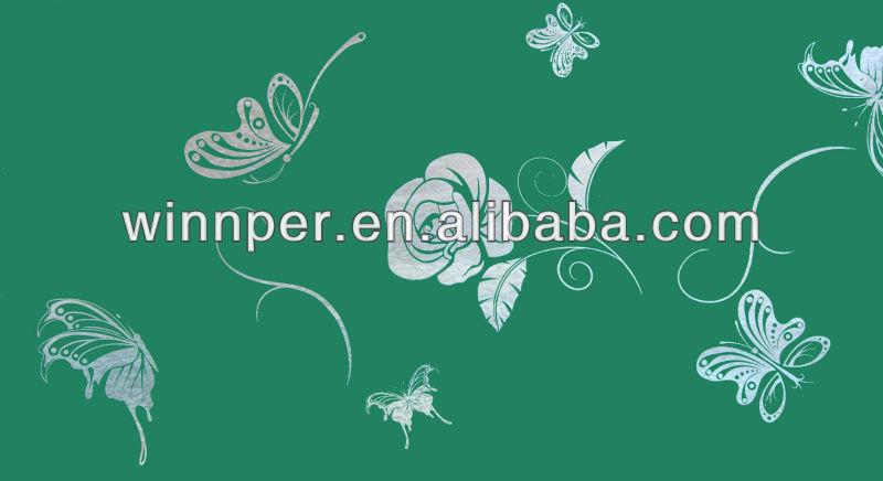 New design attractive hot sale uv paint sheet for sliding door/door laminate sheet/decorative wall panel