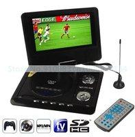 7.5 inch TFT LCD Screen Digital Multimedia Portable DVD