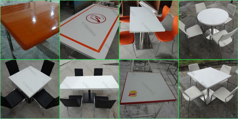 Pas cher acrylique table basse ovale plateau en verre - Dessus de comptoir de cuisine pas cher ...