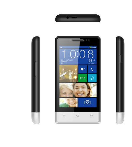 Unlocked 4 inch H3039 Dual Sim No Brand Smart Phone