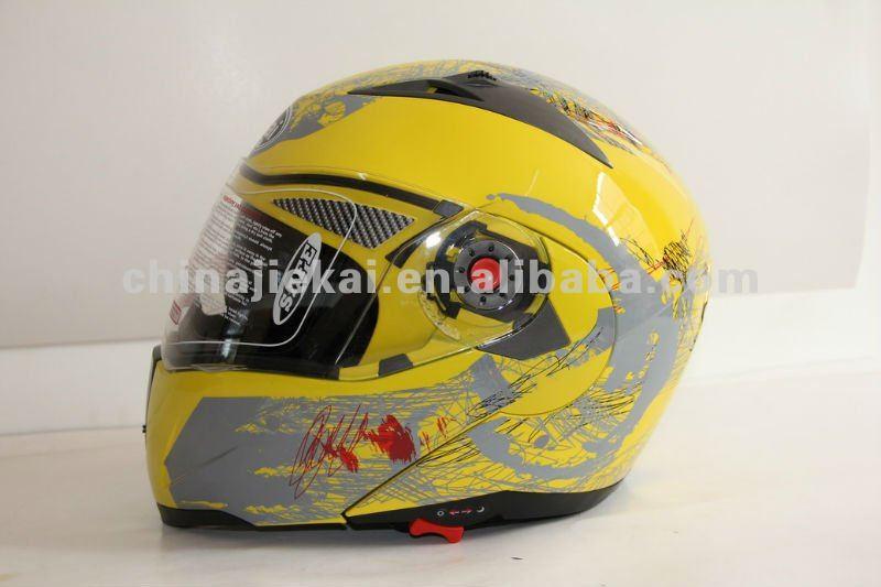 Classic flip up helmet