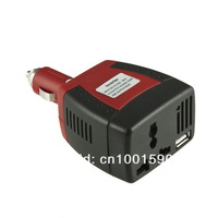 Инвертирующий усилитель мощности 150W car inverter Power Converter USB DC 12V to AC 220V Power Inverter Adapter