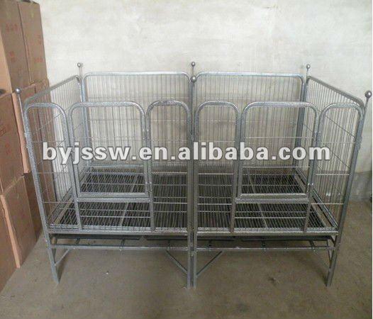 Metal Dog House Cage