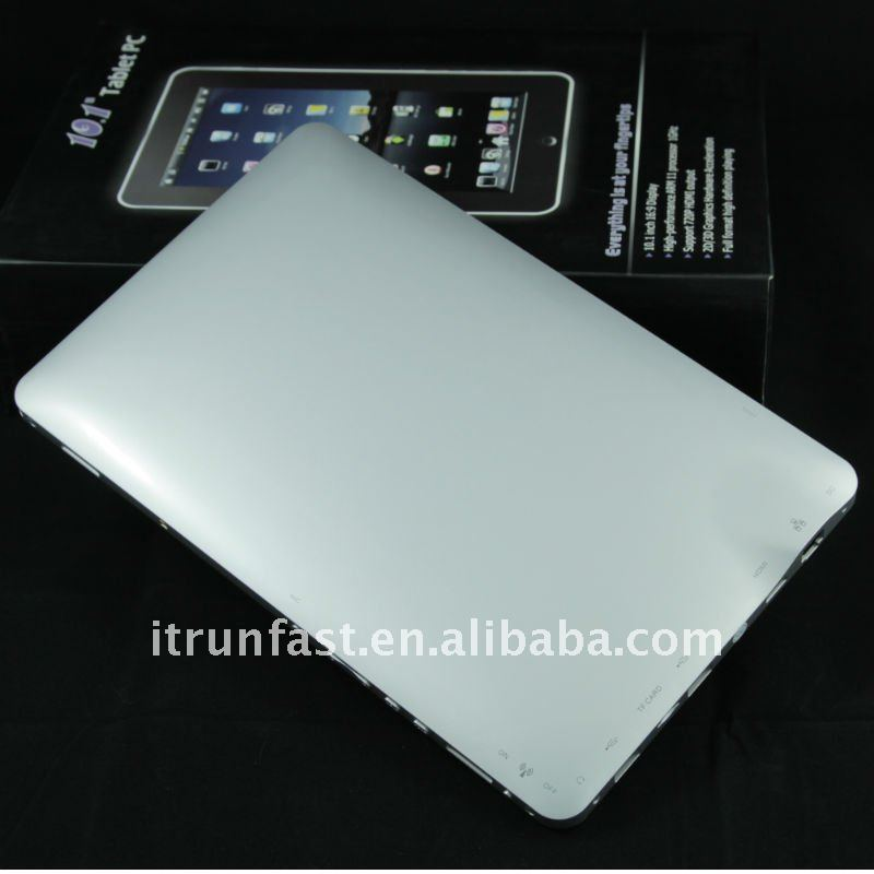 RS1001 Android 2.2 10.1 inch tablet case