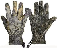 скольжения устойчивостью камуфляж охота перчатки дышащий туризм камуфляж езда перчатки/рыболовные перчатки