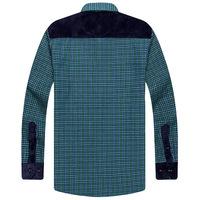 Мужская повседневная рубашка Boze Slim Fit s/4xl PGD12 PGD04 PGD13