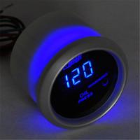 Прибор для авто 2 52 Blue LED