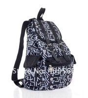 Рюкзак Leisure shopping travel motion double Backpack Tote Bag students packets