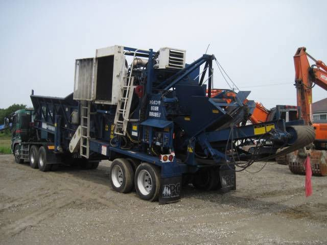 Used Wood Chipper Hitachi HC2400AT <SOLD OUT>