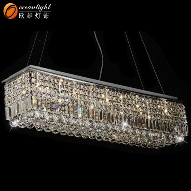 Lampada a sospensione in legno, moderno lampadario in legno om9701 ...