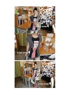 Женская футболка 2 /b/e2009