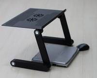 Portable Folding Laptop Table Stand Desk Bed Sofa Tray - C1