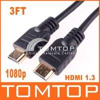 HDMI 3FT 1.3 HDMI HDTV 1080p, PS3 +