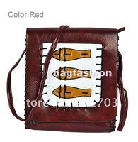 милые сумки womenthree-рыба крест-тела сумки для девочек через плечо сумка кожаная сумка груза падения 5689