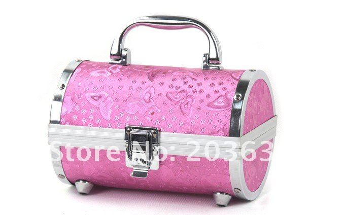 Cosmetic Cases make up bags vanity bags Cases PVC and aluminium