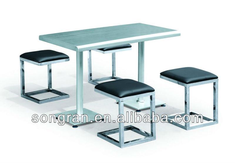 stainless steel table for restaurants 1
