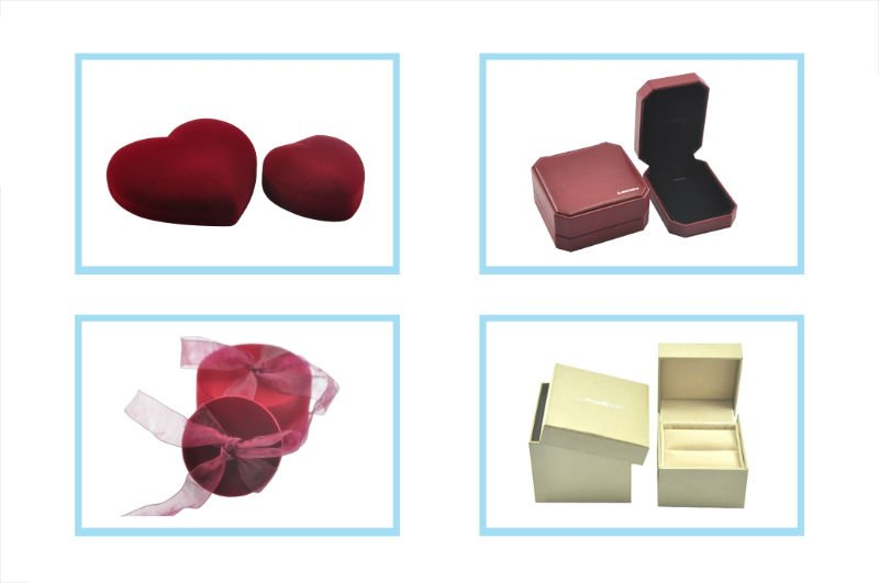 Jewelry Display Cases And Stands Fabric